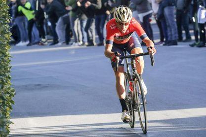 """Nibali abandona la Vuelta al País Vasco por una """"dolorosa afección cutánea"""""""