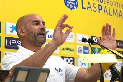 """Jémez: """"El Levante firmaría ahora mismo el empate"""""""