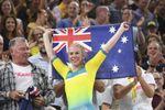 Australia se mantiene en lo más alto del podio con 47 medallas