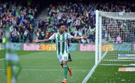Sergio León ya suma 11 tantos en LaLiga.