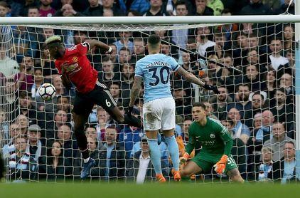 2-3. El United asalta el Etihad Stadium y aplaza la fiesta del City