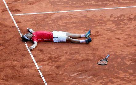3-2 Un indomable Ferrer culmina la remontada y lleva España a las semifinales