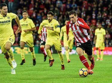 El Villarreal, a afianzar Europa ante un Athletic que no quiere descolgarse