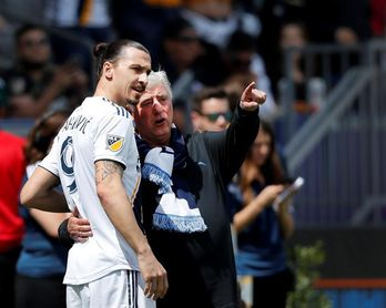 0-2. Tim Melia y el contraataque silencia al Galaxy de Ibrahimovic