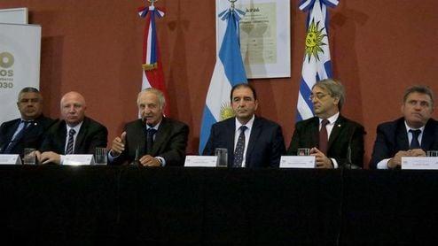 Candidatura del Mundial 2030: 8 sedes para Argentina y 4 entre Uruguay y Paraguay
