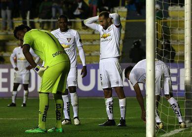 Liga de Quito, excampeón de la Sudamericana, favorito ante el debutante Guabirá
