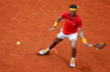 Nadal, Federer y Cilic continúan en el podio y Andújar escala 243 posiciones