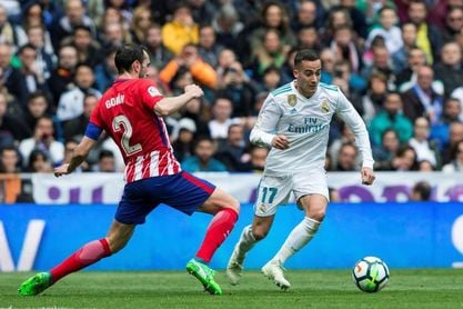 El Real Madrid se entrena sin Lucas Vázquez y pendiente de Vallejo