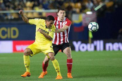 Unai Núñez se perderá por sanción el partido frente al Deportivo