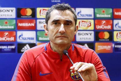 """Valverde: """"Salimos de un buen resultado, pero nada más"""""""