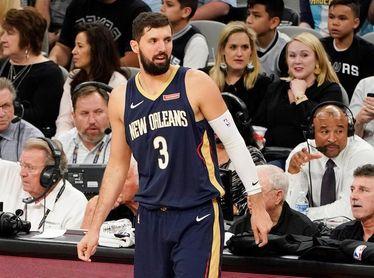 100-113. Los Pelicans y Mirotic garantizan su presencia en los playoffs