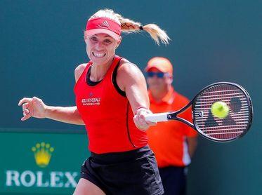 """Angelique Kerber piensa en Wimbledon: """"Espero ganar algún día aquí"""""""