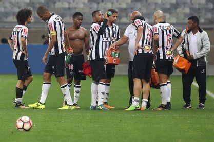 Atlético Mineiro de Brasil se enfrentará al San Lorenzo sin su capitán Silva