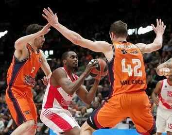 El Baskonia acumula seis partidos de ACB sin ganar en Valencia