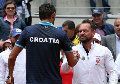 El capitán de Croacia cree posible ganar este año la Copa Davis