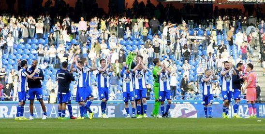El Deportivo asume el coste del traslado de sus aficionados a Bilbao