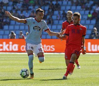 El Leganés no quiere los goles de Iago Aspas