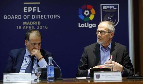 Las Ligas defienden el buen gobierno, la solidaridad financiera y la limpieza en el juego