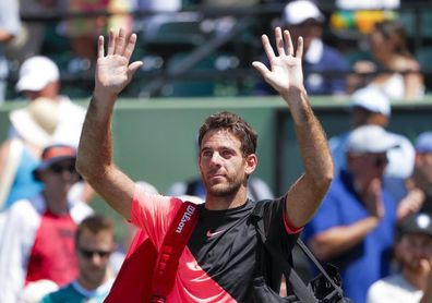 Madrid, Roma y Roland Garros, citas confirmadas de Del Potro
