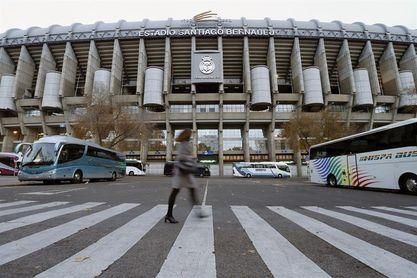 Dos mil efectivos para el dispositivo de seguridad del Real Madrid-Juventus
