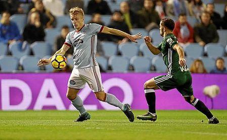 Daniel Wass acaba contrato en 2019 con el Celta.