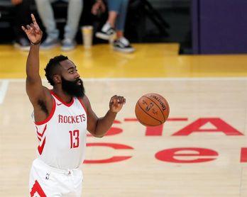 99-105. Paul y Harden vuelven a poner a los Rockets en el camino ganador