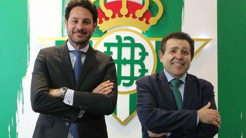 Joaquín Caro Ledesma y José María Gallego, nuevos consejeros del Betis.