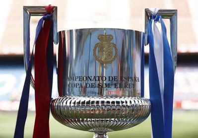 La final de la Copa del Rey se verá en La 1 de TVE el próximo 21 de abril
