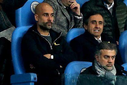 """La UEFA abre expediente disciplinario a Guardiola por """"conducta inapropiada"""""""