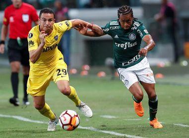1-1. Tévez ayuda a Boca a cosechar un empate en la casa del líder Palmeiras