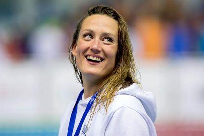 Mireia Belmonte brilla en Málaga y cierra el Nacional con su sexto oro