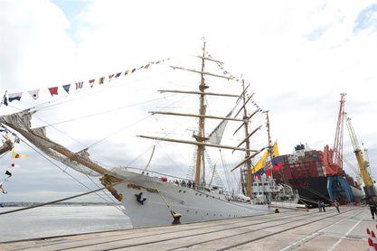 El Puerto de Montevideo recibe la segunda parada de Velas Latinoamérica 2018