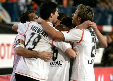 El Valencia cumple una década de su último título