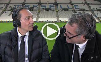"""Pillada al comentarista del Marsella-Leipzig: """"Maricas hijos de..."""""""