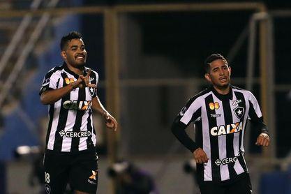 1-2. Botafogo responde a su favoritismo y gana a domicilio al Audax Italiano