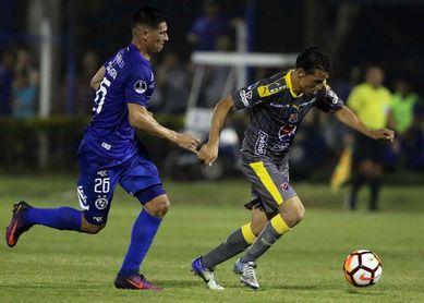 2-0. Sol de América vence al Medellín de Rescalvo con un doblete de Zeballos
