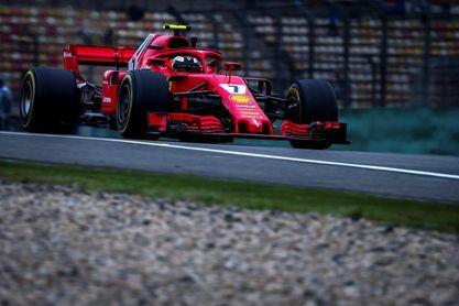 Hamilton, el más rápido en el segundo libre del Gran Premio de China