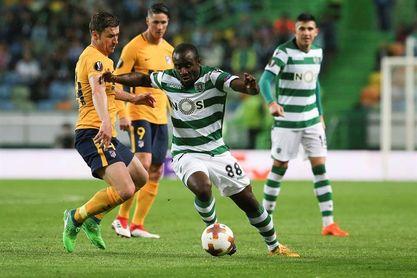 La prensa portuguesa destaca el buen partido del Sporting ante el Atlético
