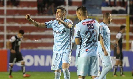 Tres equipos a afianzar su dominio en el campeonato boliviano