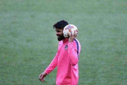 """La lesión de Diego Costa es """"leve"""""""
