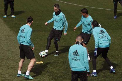 Varane, Modric, Bale y Cristiano Ronaldo no viajan a Málaga