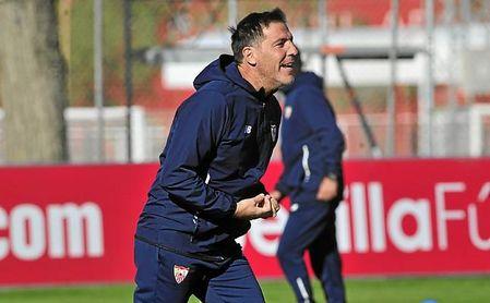 Los agentes de Berizzo piden lo mismo que el técnico percibía en el Sevilla FC.