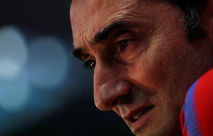 Valverde anuncia rotaciones pensando en la final de Copa