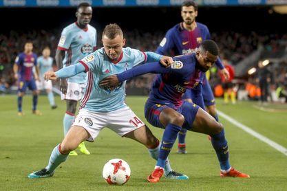 Semana exigente para el Barcelona, visita al Celta y final de Copa