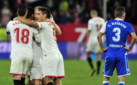 Horario y televisión del Deportivo-Sevilla FC