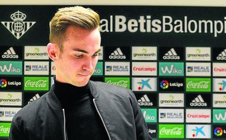 En el club confían en que Fabián siga jugando en el Betis, al menos, una temporada más.