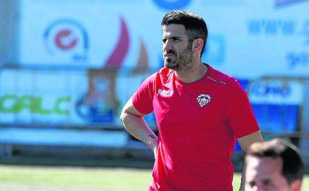 Bernardo Pérez presentó su dimisión como técnico de la Estrella San Agustín el pasado domingo.