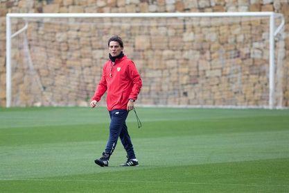 Montella se centra en el Sevilla porque si lo hace en el rival no dormiría