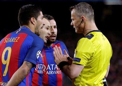 """Kuipers, el árbitro de la """"Décima"""", pitará el Bayern-Real Madrid"""