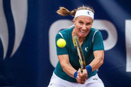 Primera victoria del año de Svetlana Kuznetsova
